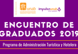Encuentro de graduados Administración Turística y Hotelera.