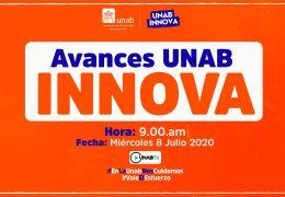 Avances UNAB Innova