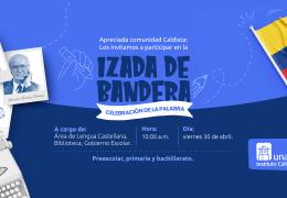 Izada de Bandera 30 Abril 2021