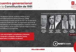 Encuentro generacional con la Constitución de 1991.