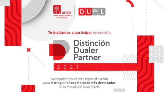 Distinción Dual Partner 2021 – Evento Modalidad Dual