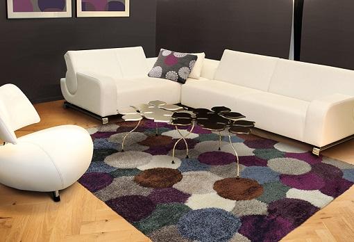 Las mejores alfombras de Leroy Merlin para el saln