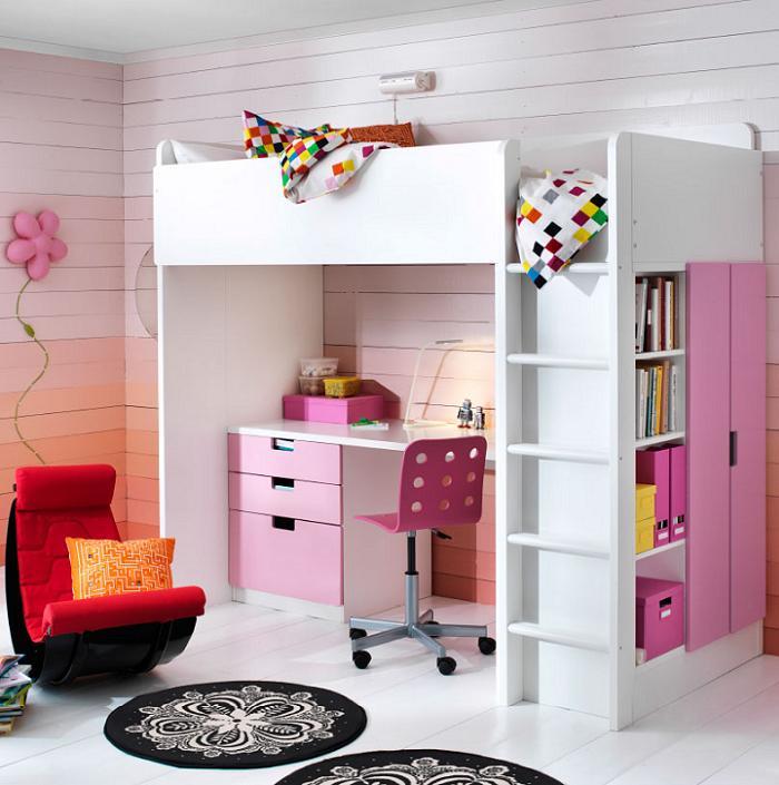 Las mejores camas infantiles Ikea baratas y bonitas
