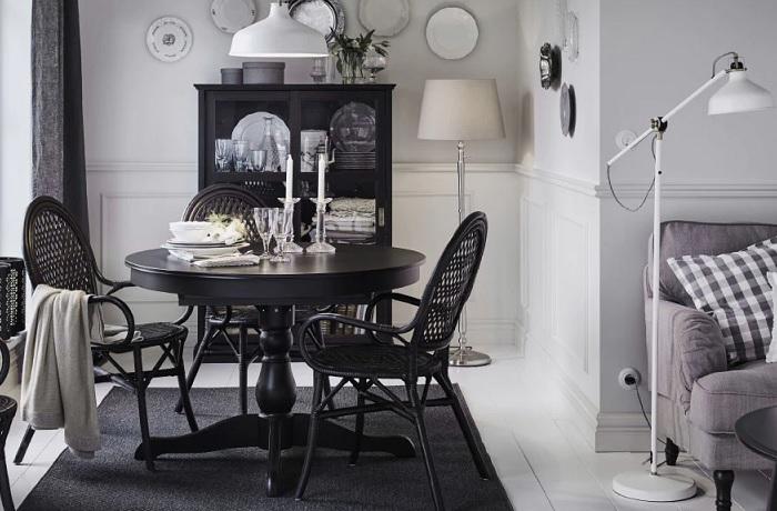6 mesas de comedor Ikea que merecen la pena por su diseo