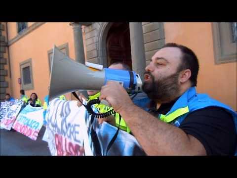 Mozione contro i licenziamenti dei lavoratori e delle lavoratrici della misericordia