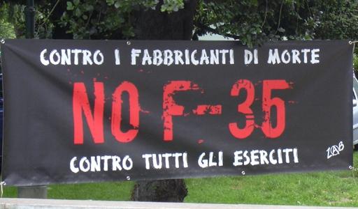 """F35: una questione """"tecnica"""" fuori dalle competenze del Parlamento"""