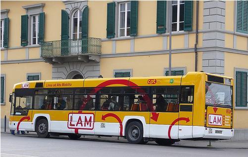 Trasporto pubblico: il Comune di Pisa smantella di fatto il sistema delle LAM (Linee ad Alta Mobilità)