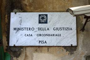 Suicidio in carcere a Pisa – Sarti (Sì – Toscana a Sinistra) : Subito la visita della commissione consiliare