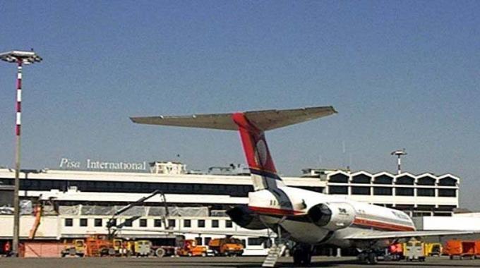 Question time: Riattivazione volo Pisa-Roma da parte di Alitalia