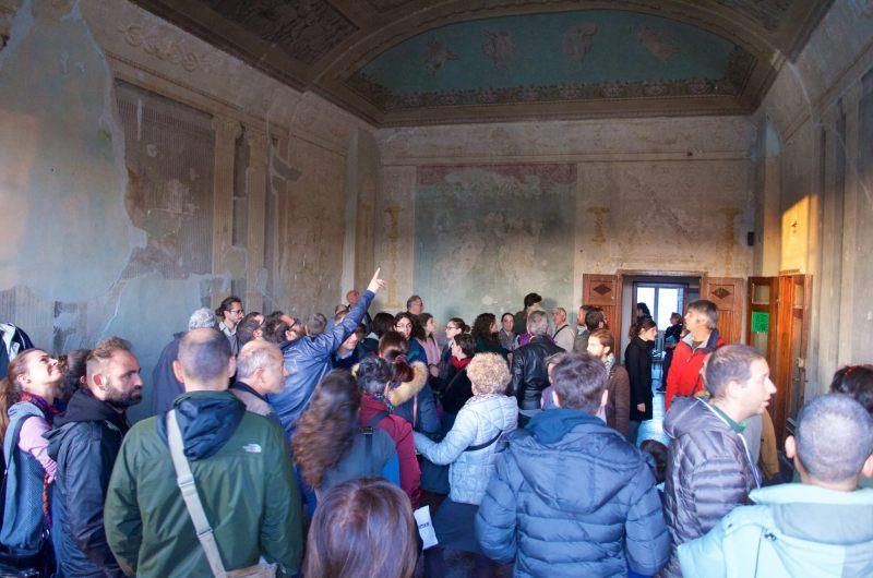 Una città in comune saluta la liberazione di Palazzo Boyl dalla speculazione immobiliare