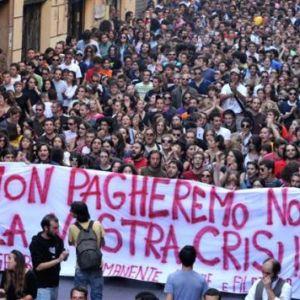 """Manifestazione uds contro la """"buona scuola"""": con gli studenti contro distruzione sistema nazionale istruzione"""