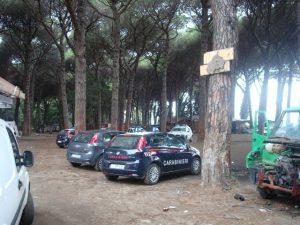 pisa_campo_rom_bigattiera_carabinieri
