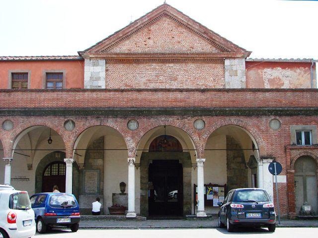 Interpellanza: Protocollo di intesa con ARDSU e Università per immobile di Santa Croce in Fossabanda