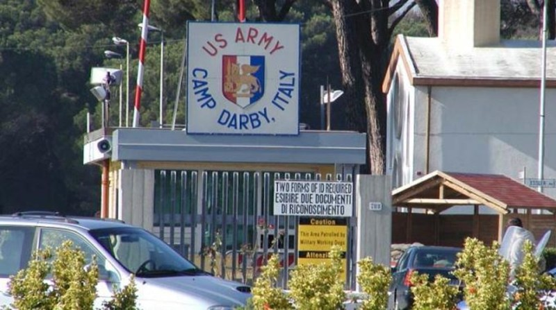 Ordine del giorno: Piano di sicurezza per la pericolosità della base di Camp Darby