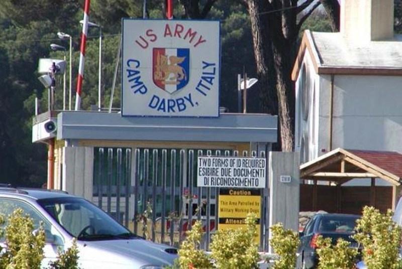Interpellanza: Stato dei lavori di potenziamento della base di Camp Darby