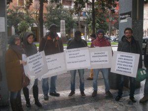 Protesta anti-bivacco 4 febbraio 2015-2
