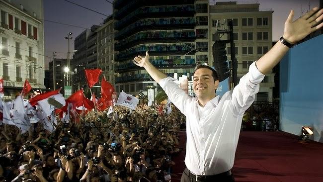 Al fianco del popolo greco: la lettera di Alexis Tsipras a tutti i Greci e le Greche