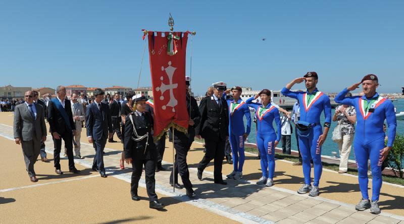 Citazione in giudizio del Comune di Pisa da parte della Provincia di Pisa per i terreni del Porto di Marina