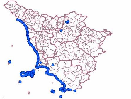 """""""Costa toscana"""": nasce la rete di liste di cittadinanza"""