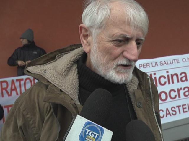 Sostegno a Riccardo Antonini e ai familiari della strage di Viareggio: presidio alla stazione di Pisa