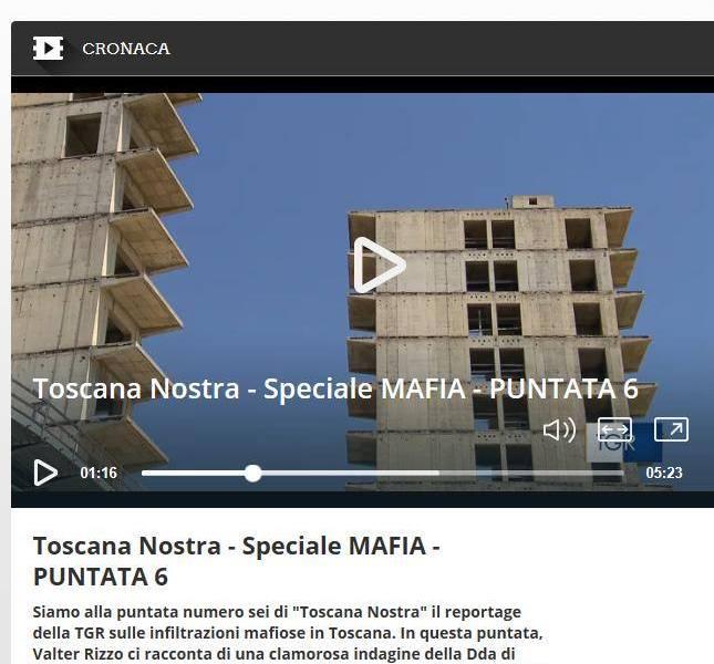 Rischio infiltrazioni mafiose a Pisa: rilanciamo istituzione Osservatorio permanente contro infiltrazioni criminali
