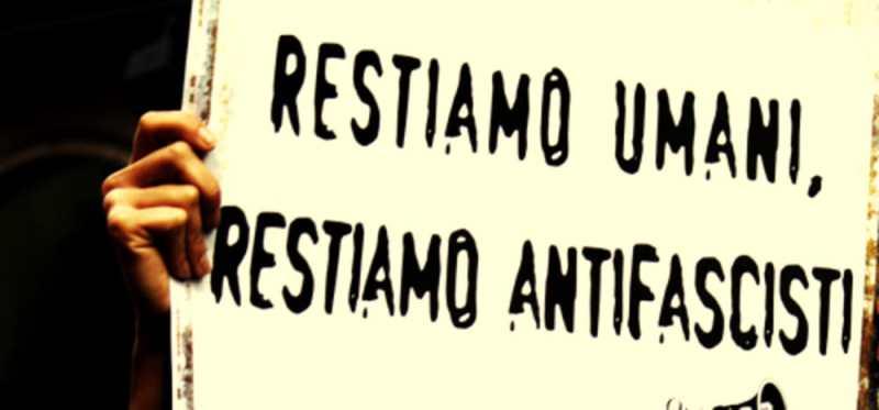 La nostra posizione sul Protocollo per un fronte comune dell'antifascismo