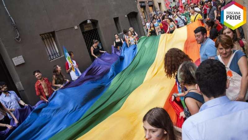 Mozione: Adesione Comune di Pisa al Toscana Pride 2019 e politiche su diritti LGBTIQA+