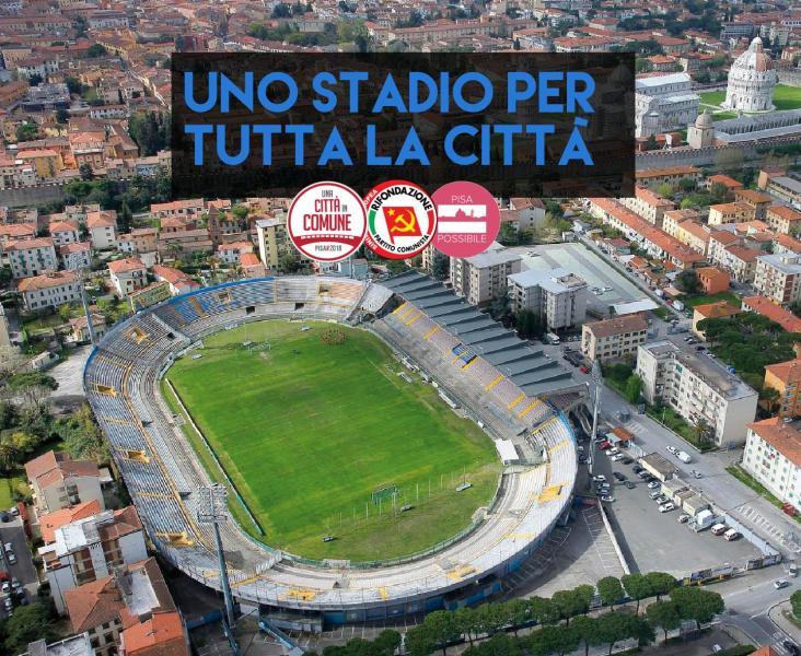 Uno stadio per la città: le nostre proposte per una Arena sostenibile