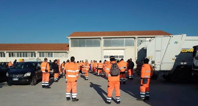 Lettera al Sindaco: Servono misure urgenti per garantire la sicurezza dei lavoratori dell'igiene ambientale