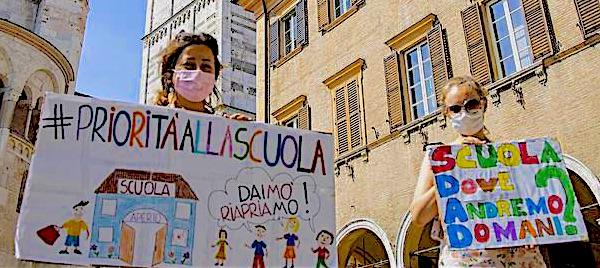 Pieno sostegno alla manifestazione nazionale per la scuola del 2 settembre a Roma