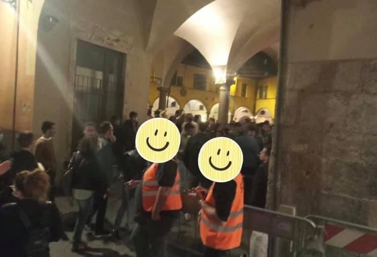 Question time: Controllo razzista in Piazza delle Vettovaglie: quali iniziative da parte del Comune