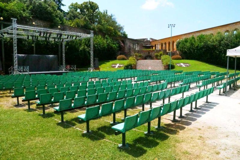 Interpellanza: Costo biglietto rassegna mese di luglio al Giardino Scotto