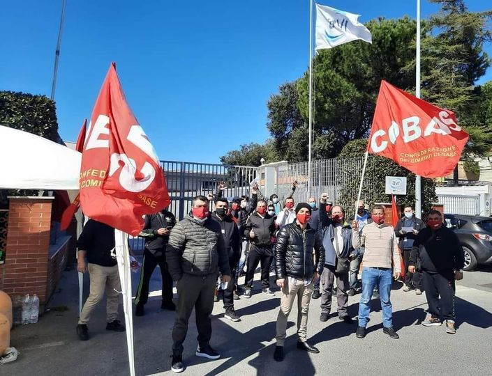 Mobilitazione ex-lavoratori Avr: grave il silenzio del Comune di Pisa