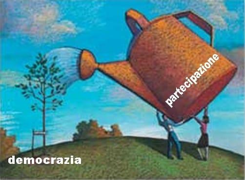 Sulla partecipazione una destra senza idee prova il colpo di mano