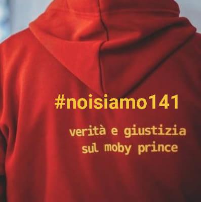 30 anni fa la tragedia del Moby Prince in cui morirono 140 persone: chiediamo verità e giustizia