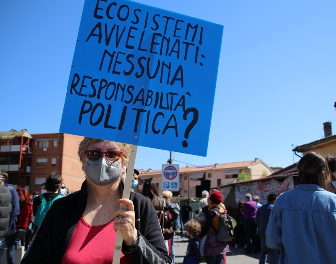 Inchiesta Keu: il silenzio favorisce solo la criminalità. Anche noi in piazza a Santa Croce