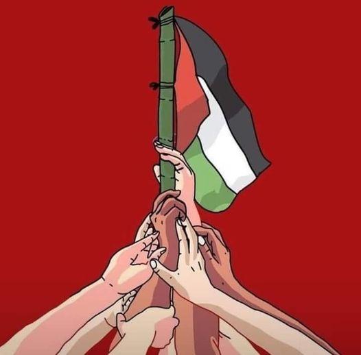 Gaza è sotto le bombe! Basta all'apartheid messo in atto da Israele!