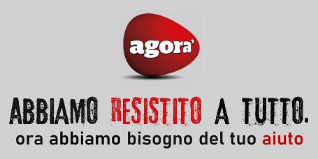 Piena solidarietà al circolo Agorà. Chiediamo intervento del Comune