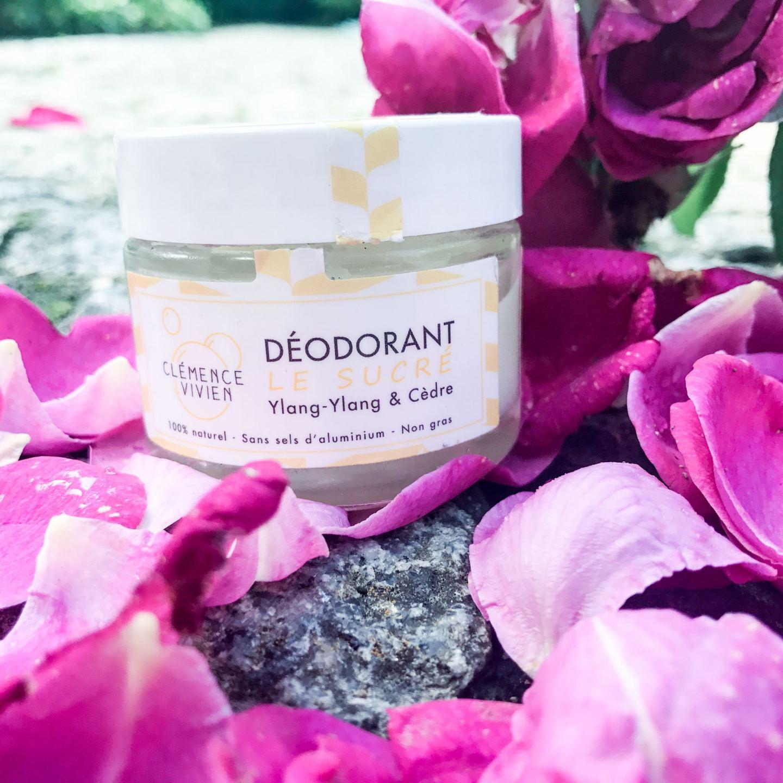 Baume déodorant bio et naturel