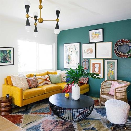 Come scegliere i colori per le pareti di casa e come abbinarli. Colore Delle Pareti Guida Alla Scelta Interior Designer Una Designer Per Tutti