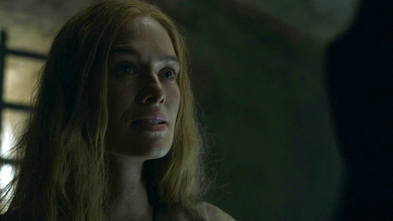 Image result for game of thrones season 5 cersei in jail