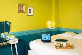 dove alloggiare a Parigi: hotel crayon