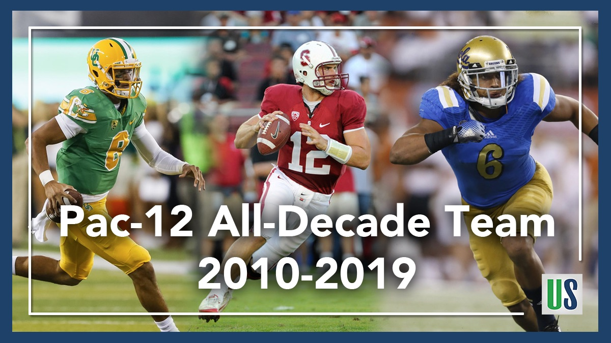 Photo of Pac-12 All-Decade Team 2010-19 Draft, Officiating Controversies