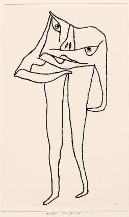 What is he missing? - Paul Klee (1930)