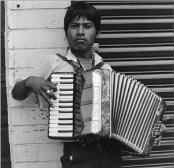 El acordeonista 1990