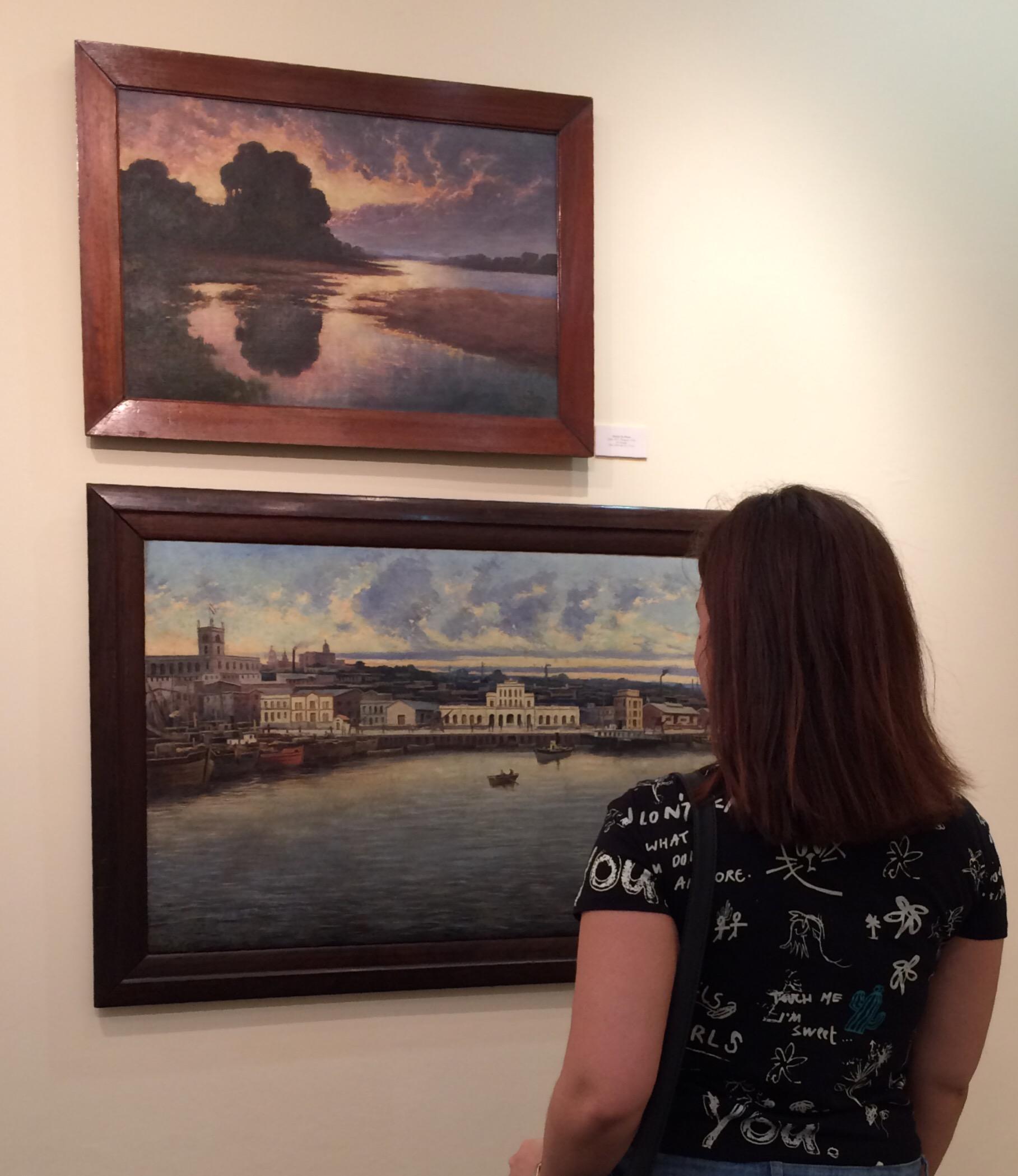 pinturas del museo nacional de bellas artes