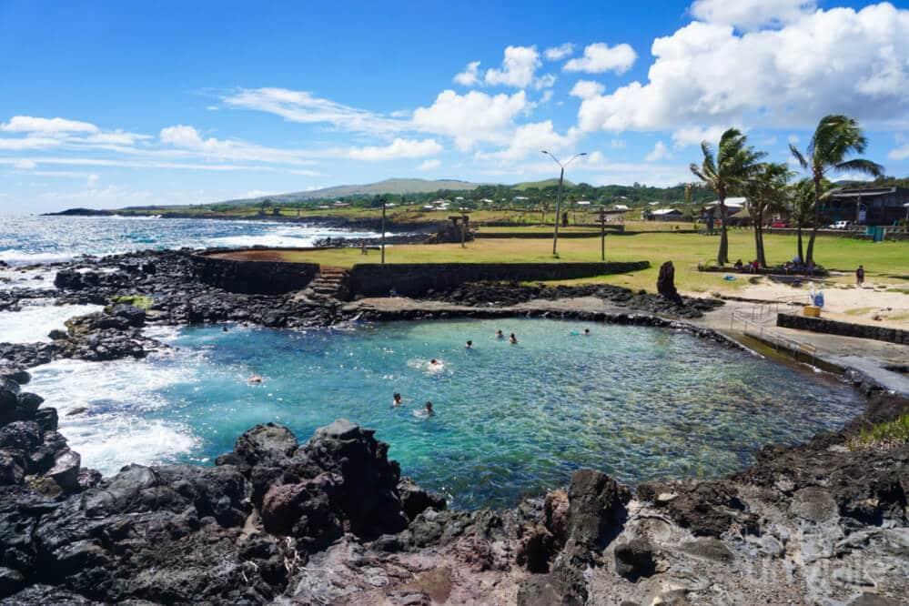 Paseo de Hanga Roa - Isla de Pascua