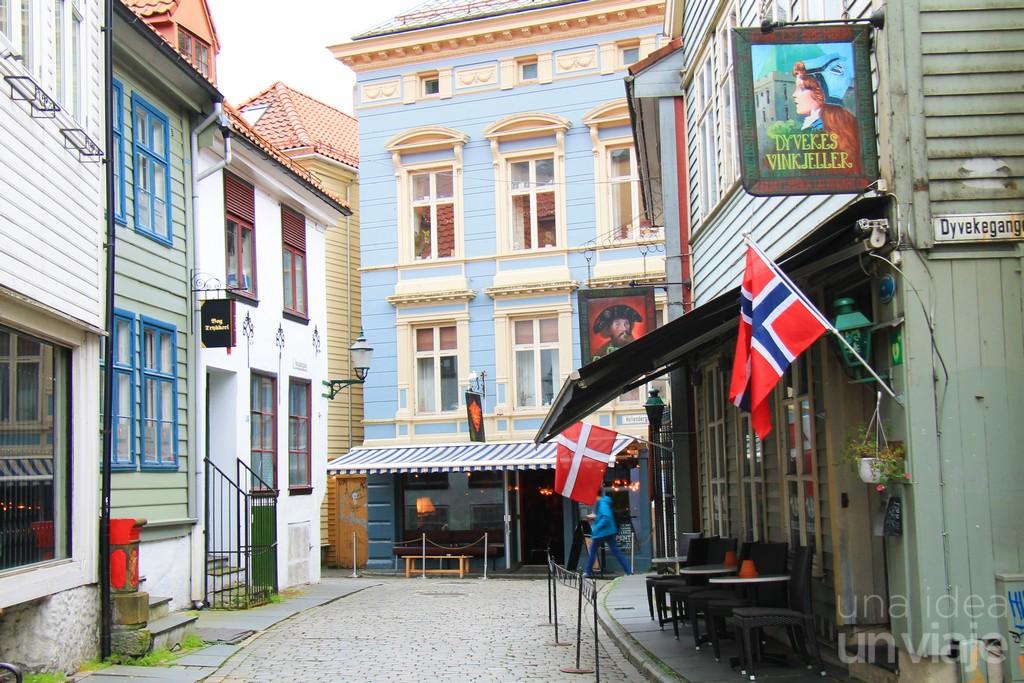 Calles de Bergen