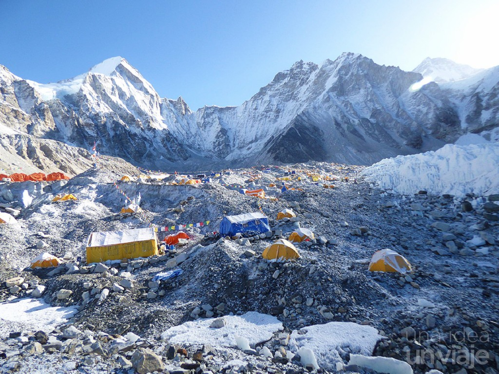 Guía del Everest Base Camp Trekking