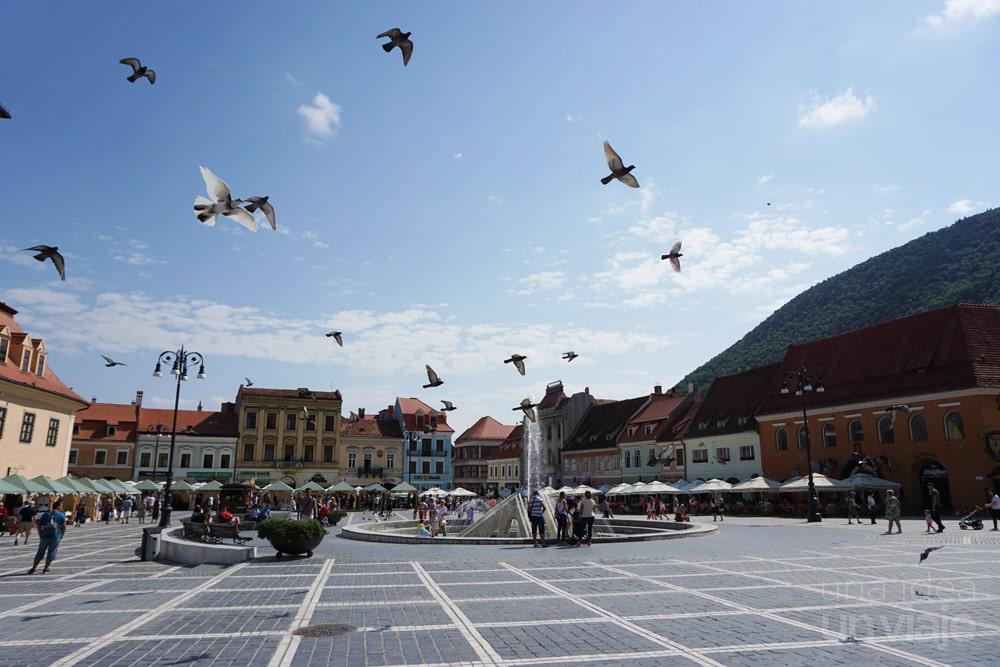 Piata Sfatului Brasov